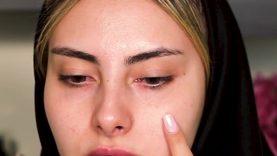 آرایش ساده مناسب دانشگاه توسط گیسو دیبا