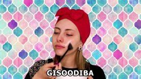 آموزش ماسک لیفت کننده صورت توسط گیسو دیبا