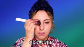 آموزش آرایش نچرال و ساده توسط گیسو دیبا
