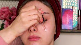 رازهای آرایش تیلور هیل توسط گیسو دیبا